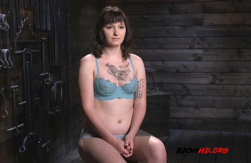 Pain Slut Paige Pierce Submits to Rope Bondage and Corporal Punishmen - Paige Pierce, The Pope - Kink - 2017 - HD