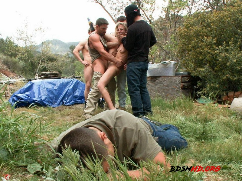 Featuring Chastity Lynn in her First Released Gangbang - Chastity Lynn - Kink - 2012 - HD