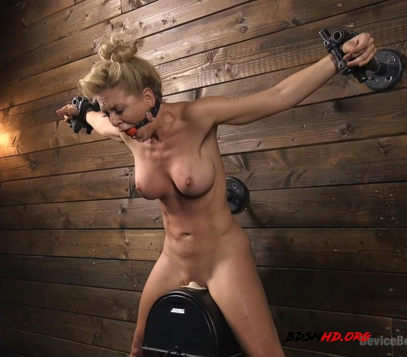 Athletic MILF Fuck Toy Cherie Deville Punished in Bondage and Sybian! - Cherie Deville, The Pope - KINK - 2017 - HD