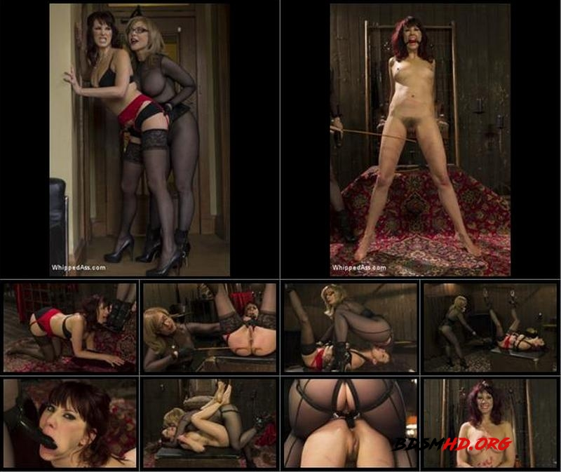 Retribution: Maitresse Madeline taken down, dominated and anally fucked by Nina Hartley! - Maitresse Madeline, Nina Hartley - Kink - 2014 - SD