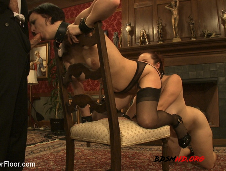 Service Session: Slaves in Bondage - Cherry Torn, Bella Rossi - TheUpperFloor - 2010 - HD