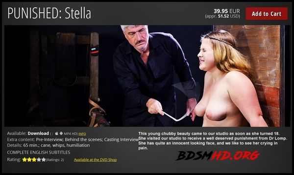 PUNISHED - Stella - 2020 - FullHD