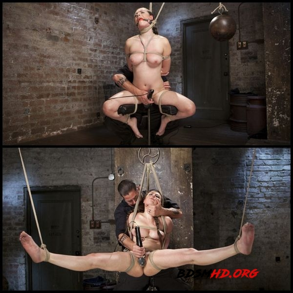 Casey Calvet Endures Brutal Bondage and Devastating Punishment - 2016 - HD