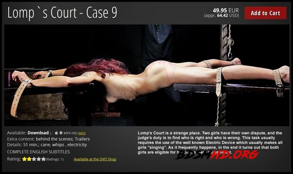 Lomp`s Court – Case 9 - 2020 - FullHD