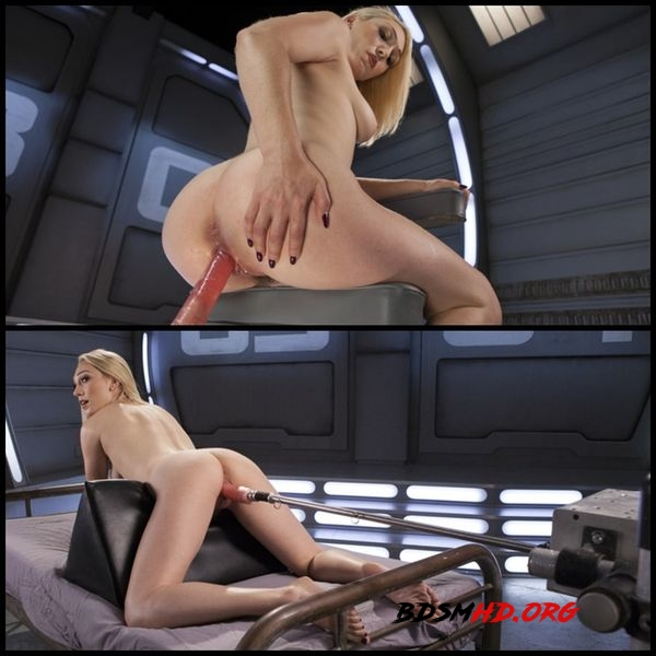 Hot Blond Lily LaBeau is Machine Fucked - 2020 - HD