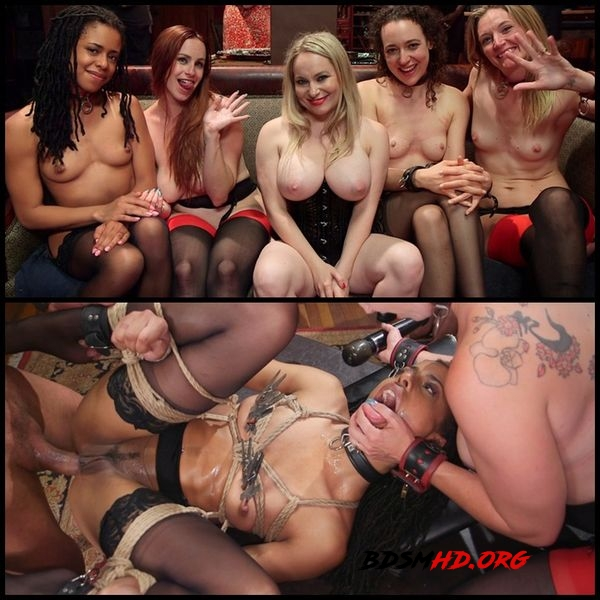 Slave Orgy Unchained - 2016 - HD