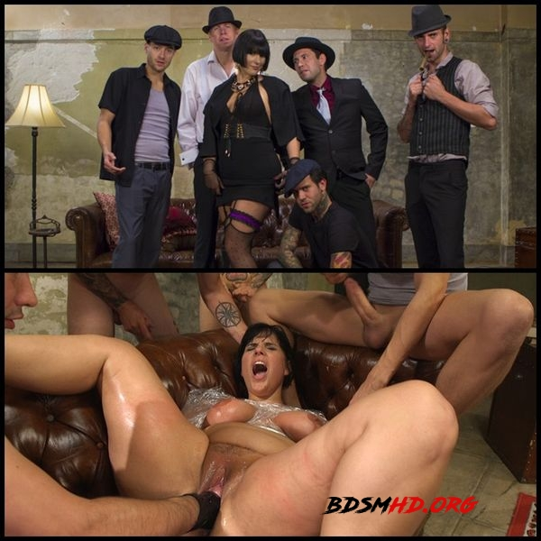 Agent Airtight: Slutty Fed Takes Five Hard Cocks In All Her Holes - 2020 - HD