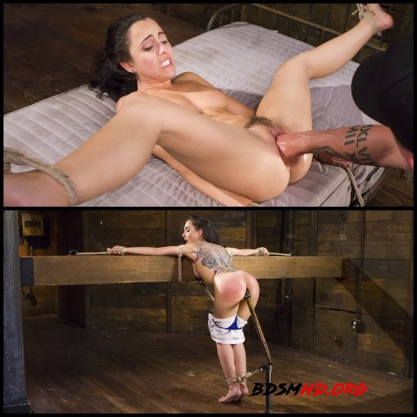 College Girl/Pain Slut Suffers in EXTREME Bondage & Brutal Domination - 2016 - HD
