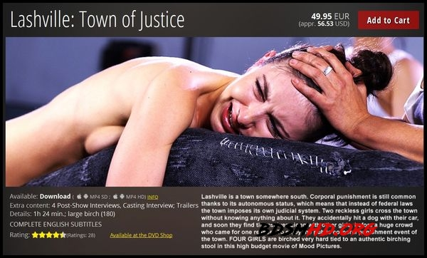 Lashville: Town of Justice - 2020 - HD
