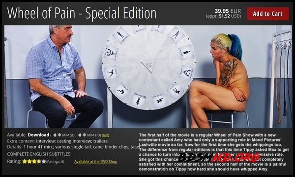 Wheel of Pain – Special Edition - 2020 - FullHD