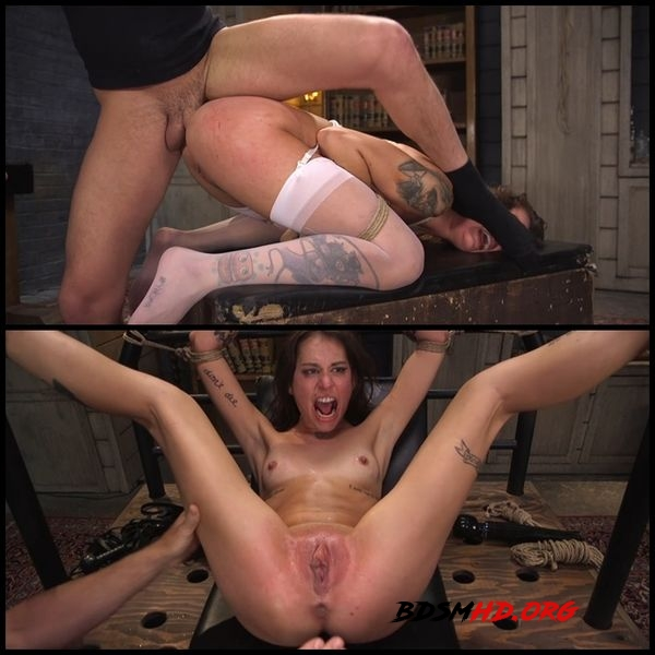The Punishment Game - Kacie Castle - 2016 - HD
