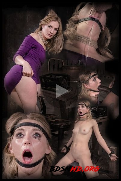 Unstoppable Mona Wales get the BaRS experience on the blowjob machine and a sybian, massive orgasms - 2020 - HD