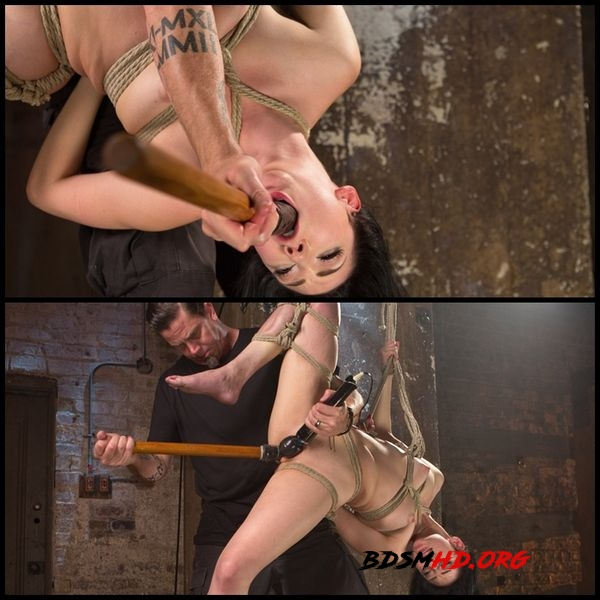 Aria Alexander in her First Ever Hogtied Shoot - Aria Alexander - 2020 - HD