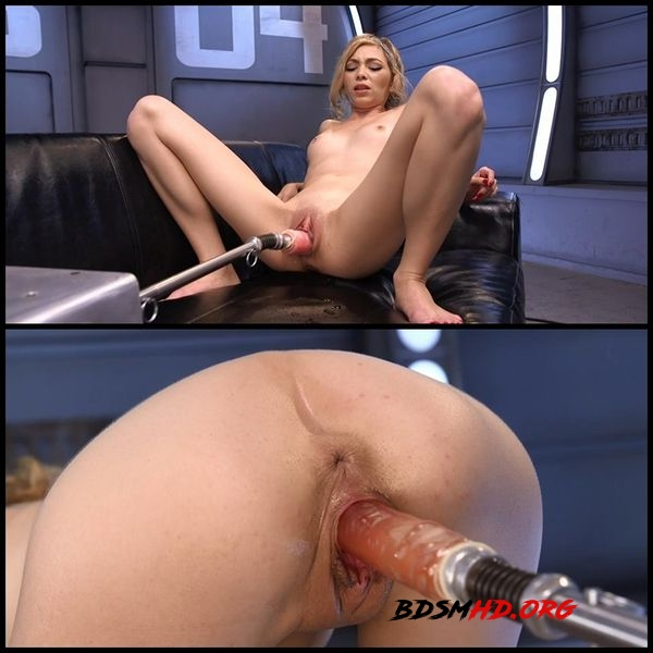 First timer gets machine fucked until she squirts everywhere - 2020 - HD