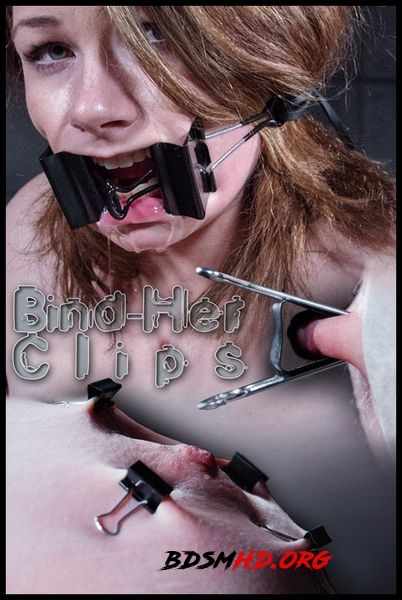 Bind-her Clips - Harley Ace - 2020 - HD