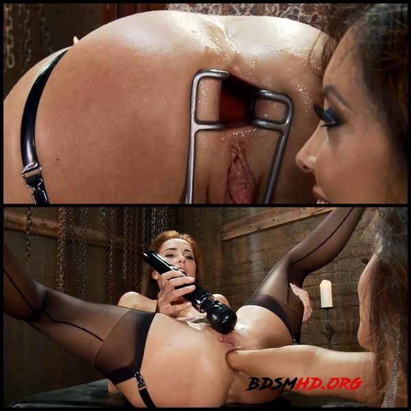 Fisting for Lost Balls, Ass spreading with Speculum, Anal Strap on - 2020 - HD