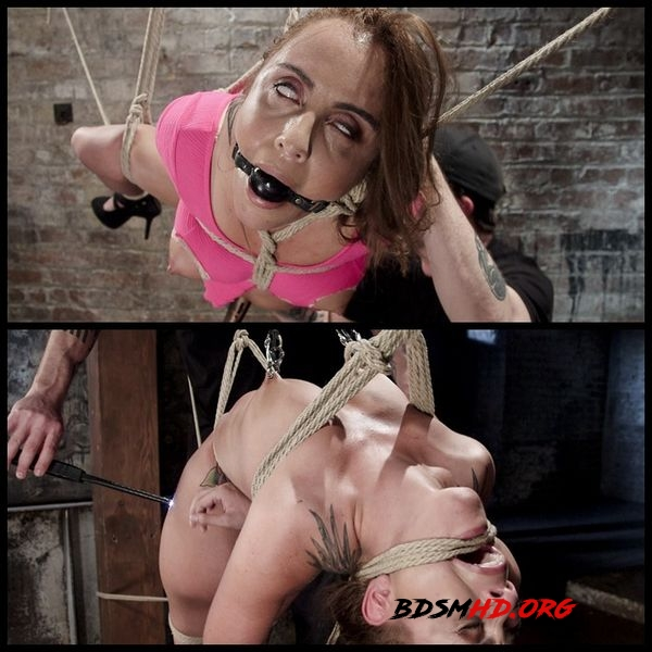 Hot young slut in brutal bondage and suffering – BDSM, Fetish, Bondage - 2020 - HD
