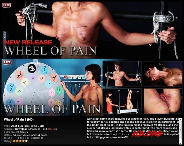 Wheel of Pain 1-4 - 2020 - HD