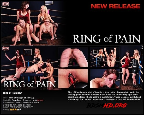 Ring of Pain – Ring of Pain The Training - 2020 - HD
