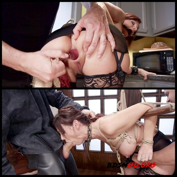 Syren de Mer Domestic Anal MILF Training, Day Two - 2020 - HD