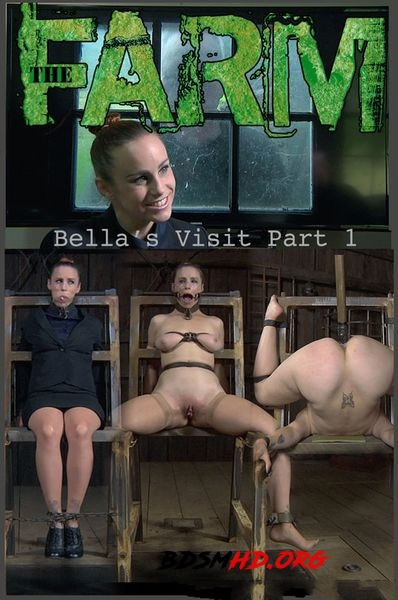 IR – The Farm: Bella's Visit Part 1 - Bella - 2020 - HD