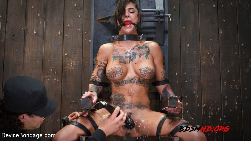 Hard Fucked in BDSM Sex - Depraved Sex - Bonnie Rotten, Daisy Ducati, Roxanne Rae, Janice Griffith, Lilly Lit, Ashley Lane - DeviceBondage - 2020 - HD