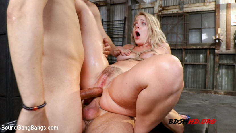 Bdsm Sex - Hard Penetration Of A Big Cock - Lyra Lockhart, Eddie Jaye, Donny Sins, Robby Echo - 2020 - HD