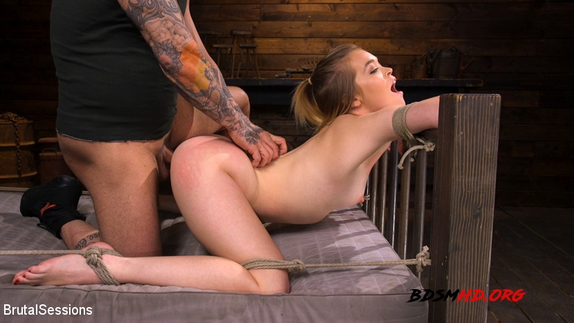 Hard sex bdsm - Rare Videos - Derrick Pierce, Katie Kush - RealSessions - 2020 - HD