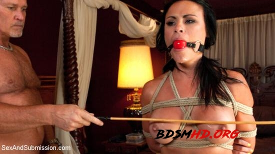 BDSM Hard Whipping - a Strong, Healthy Member - Mark Davis, Ashli Ames - SexAndSubmission - 2020 - HD