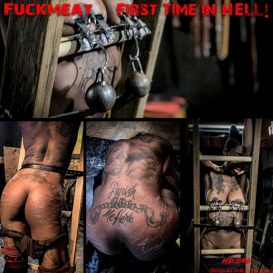 Fuckmeat – First Time In HELL - BrutalMaster - 2020 - FullHD