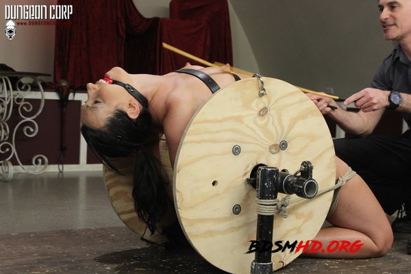 Cumming on the Spool - Wenona Slave - Strict Restraint - 2020 - HD