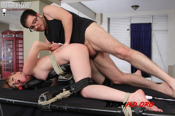 Spicing it Up, Part 2 - Marie McCray - Dungeon Corp - 2020 - HD