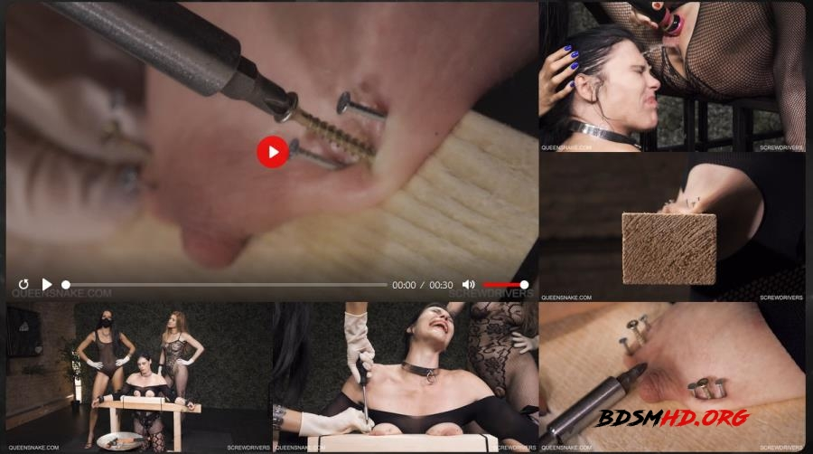 SCREWDRIVERS - Queen Snake - 2020 - FullHD