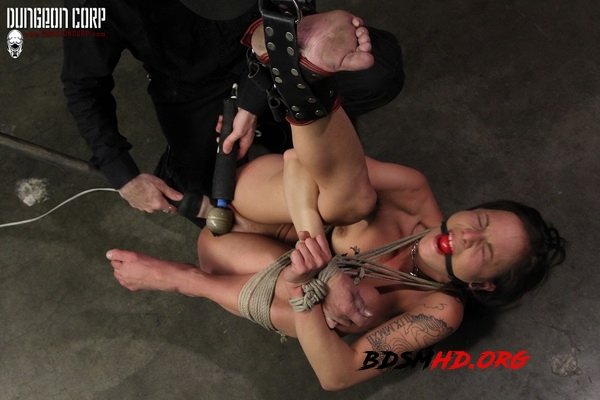 Damon Tests Sadie Hard - Sadie Dawson - Dungeon Corp - 2020 - HD