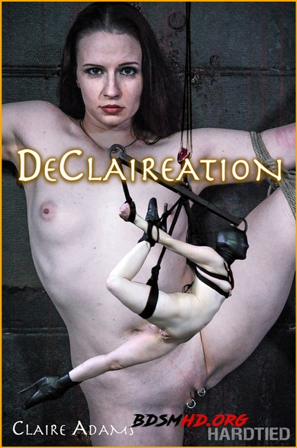 DeClaireation - Claire Adams - Hardtied - 2020 - HD