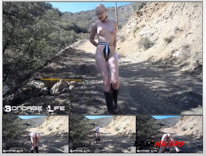 Road Maintenance - Rachel Greyhound - Bondage Life - 2020 - HD