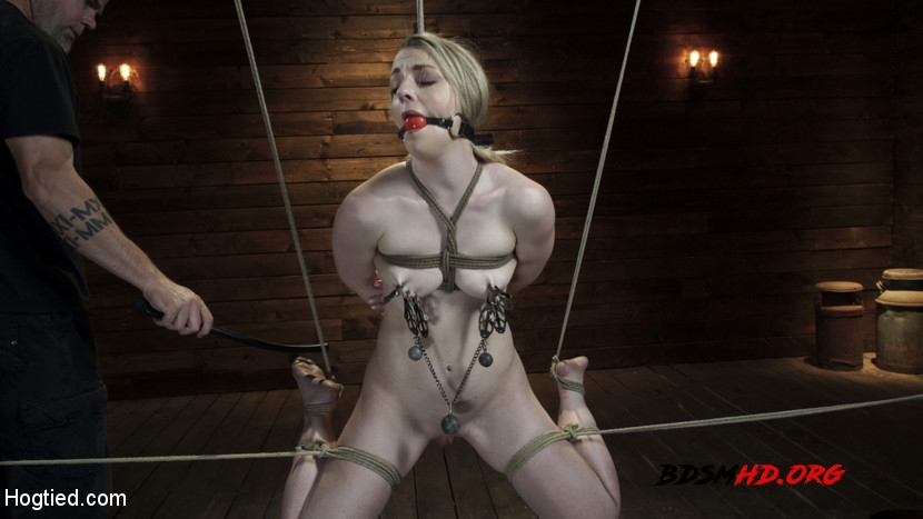 BDSM - Kate Kennedy - Hogtied - 2020 - HD