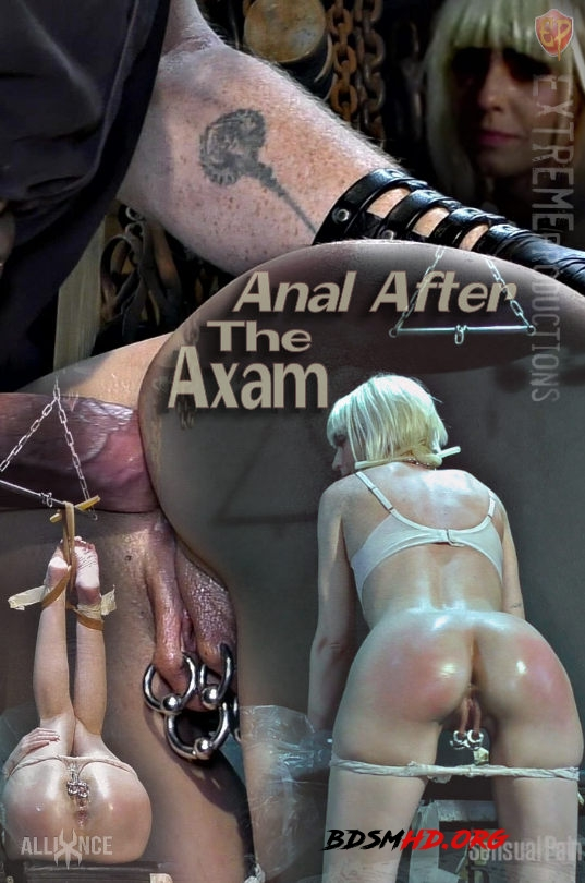 Anal After The Exam - Abigail Dupree - SensualPain - 2020 - FullHD