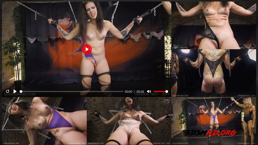 TENSION TEST - JEBY - Queen Snake - 2020 - FullHD