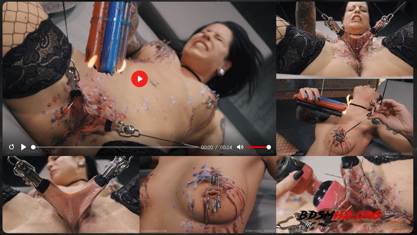 STRETCHED - JESSICA - Queen Snake - 2020 - FullHD