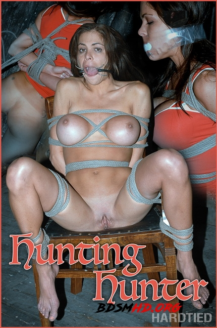 Hurting Hunter - Hunter - Hardtied - 2020 - SD