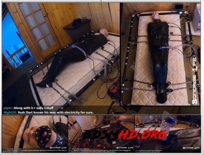 Sleepsack Suffering - Rachel Greyhound - BondageLife - 2020 - HD