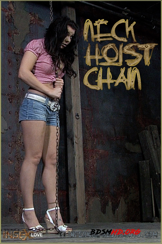 Neck Hoist Chain - Beverly Hills - InfernalRestraints - 2020 - FullHD