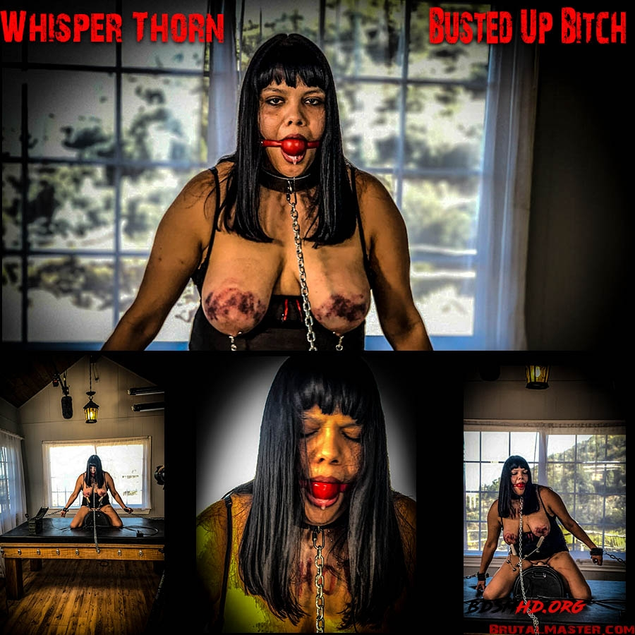 Whisper Thorn Busted Up Bitch - BrutalMaster - 2020 - FullHD