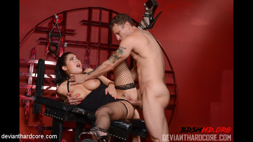 Deviant Hardcore  London Keyes, Mr. Pete - 2020 - HD