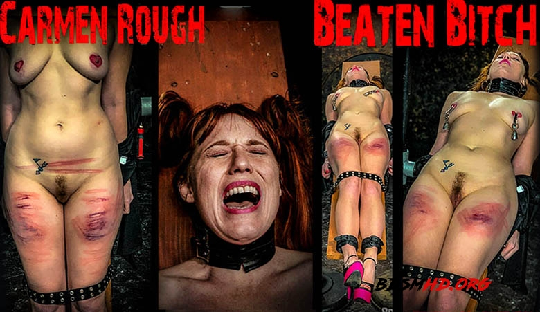 Beaten Bitch - Carmen Rough - BrutalMaster -  -